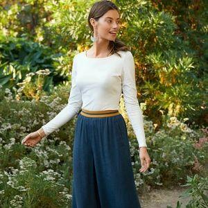 NWT Women's Matilda Jane Try Something New Pants L